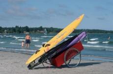 Was man so für einen Tag am Strand von Balka braucht