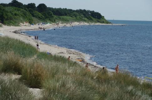 Østre und Vestre Sømarken Strand