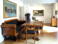 Gudhjem Bornholm Oluf Hoest Museum