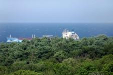 Mærsk Borneo vor Hammeren Nordbornholm