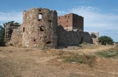 Nordbornholm Burg Hammershus