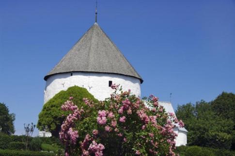 Nylars Kirke auf Bornholm