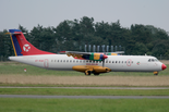 ATR 72 von Danish Air Transport