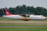ATR 72 von Danish Air Transport