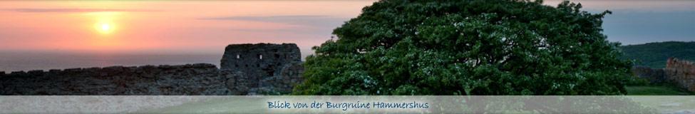 hammershus auf bornholm