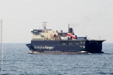 Rund ums Jahr jeden Tag einmal Rønne - Køge und zurück: MF Hammerodde