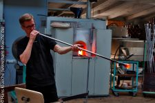 Pete Hunner Glaskünstler