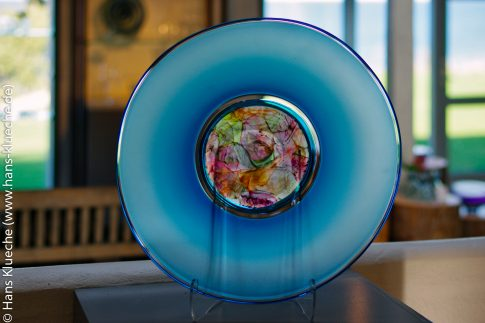 Baltic Sea Glas Platte