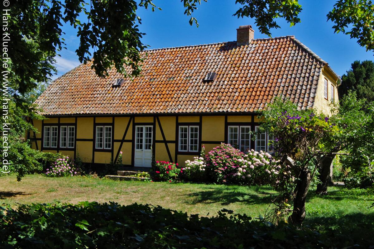 Im Lægenshus auf Christiansø