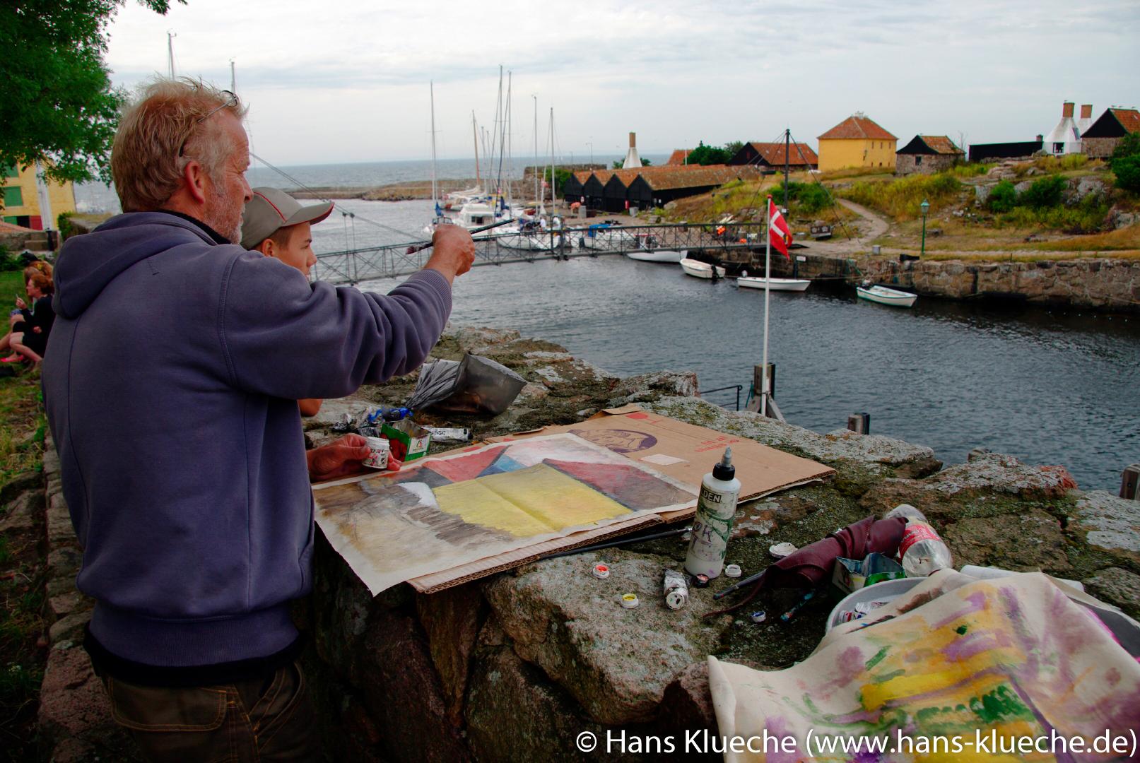 Christiansø – Ertholmene: Dänemarks Außenposten lockt viele Künstler an.