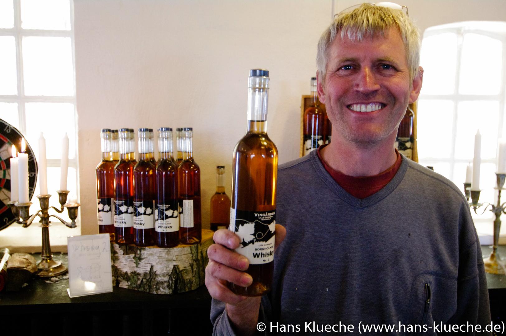 Bornholm Kulinarisch: Bornholmer Whisky
