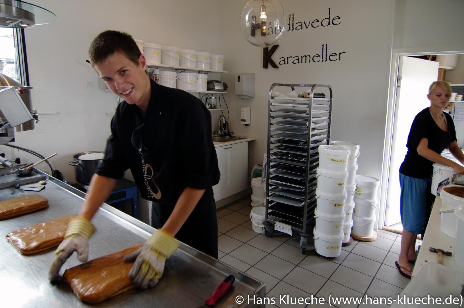 Svaneke ganz lecker: Karamelleriet Svaneke